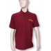 Polo Shirt Red CSD