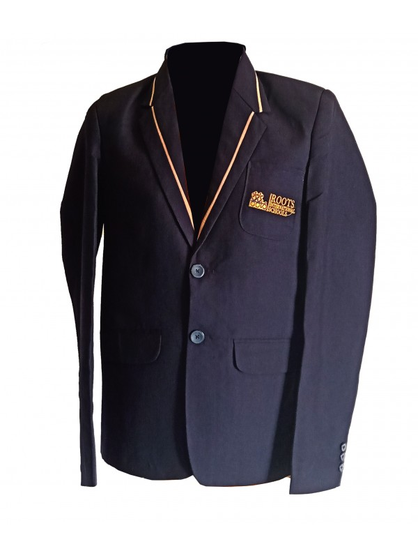 Boys Coat (Roots International School)