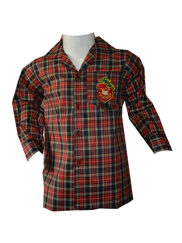 BOYS Shirt (Silver Oaks).